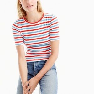 Jcrew short Sleeve Perfect Fit Tee